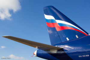 Aeroflot takes delivery of the 35th Sukhoi Superjet