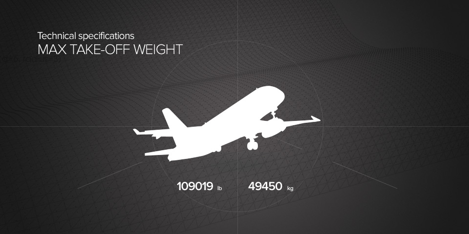 Take off weight