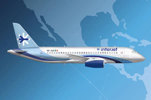 Interjet statement on SSJ100 fleet