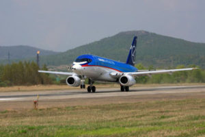 Anniversary of the 1st SSJ100 test flight