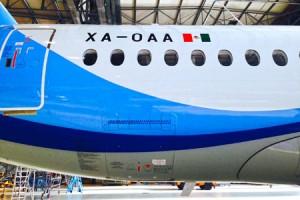 Sixth Sukhoi Superjet 100 delivered to Interjet