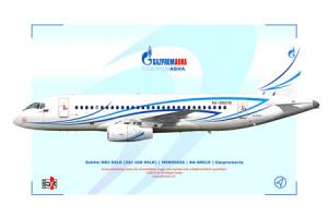 SuperJet International: Agreement with Gazpromavia for SSJ100 spares supply
