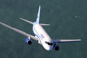 Fifth Sukhoi Superjet 100 delivered to Interjet