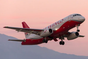 Fourth Sukhoi Superjet 100 Joined Red Wings Fleet