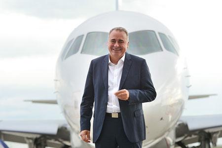 Superjet International - SuperJet International: New SVP