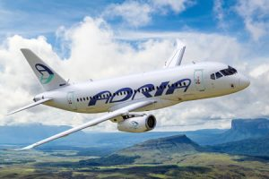 SCAC AND ADRIA AIRWAYS: LOI FOR 15 SSJ100 AND MRO JOINT VENTUR