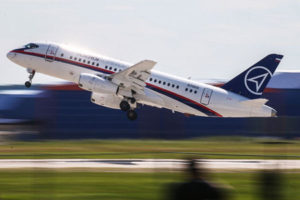 SSJ100 confirms Airworthiness Certification