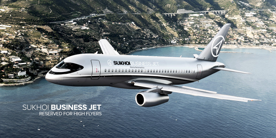 Image result for Sukhoi Business Jet