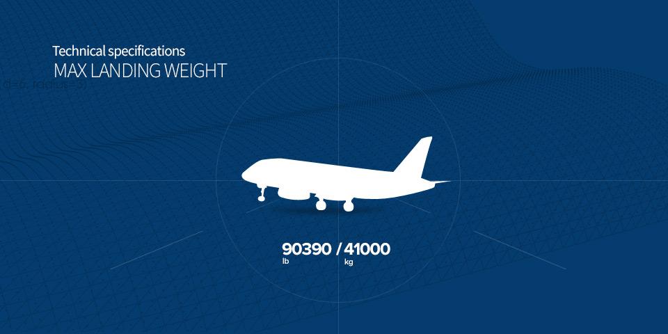 landing weight